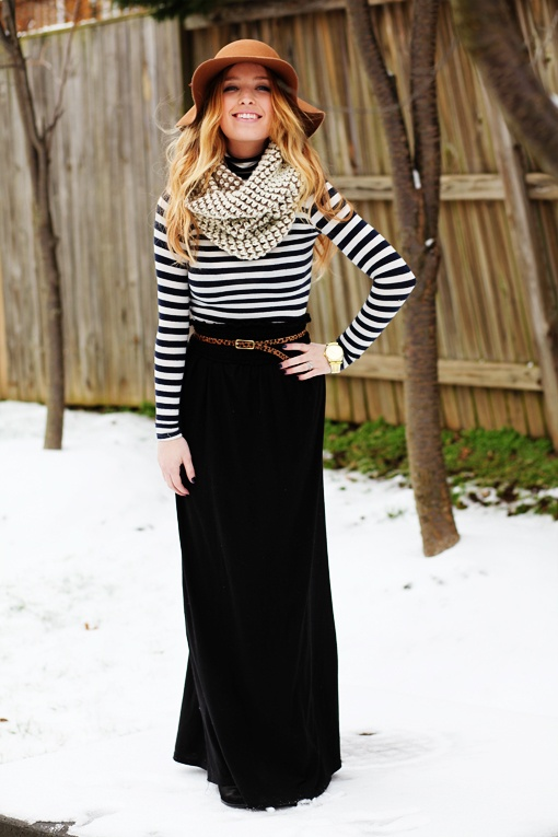 boutique how to wear a maxi skirt