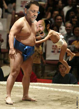 Debate Rajoy / Rubalcaba . 07/11/2011