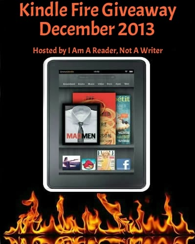 December Kindle Fire HDX Giveaway