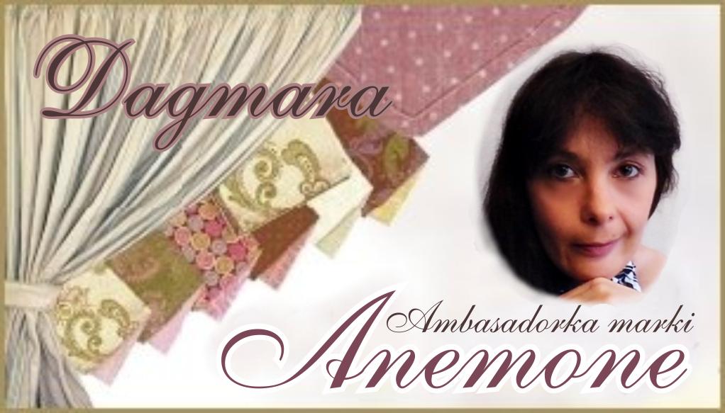 Anbasadorka marki Anemone