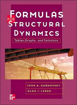 Civil engineering books formulas for structural dynamics tables graphs and solutions igor karnovsky olga lebed 2000 fandeluxe Images