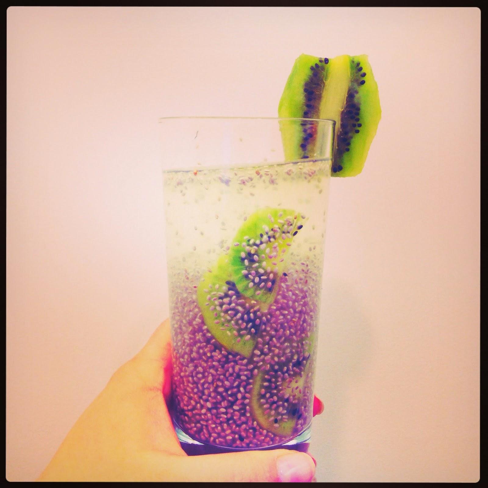 chia kiwi fresca