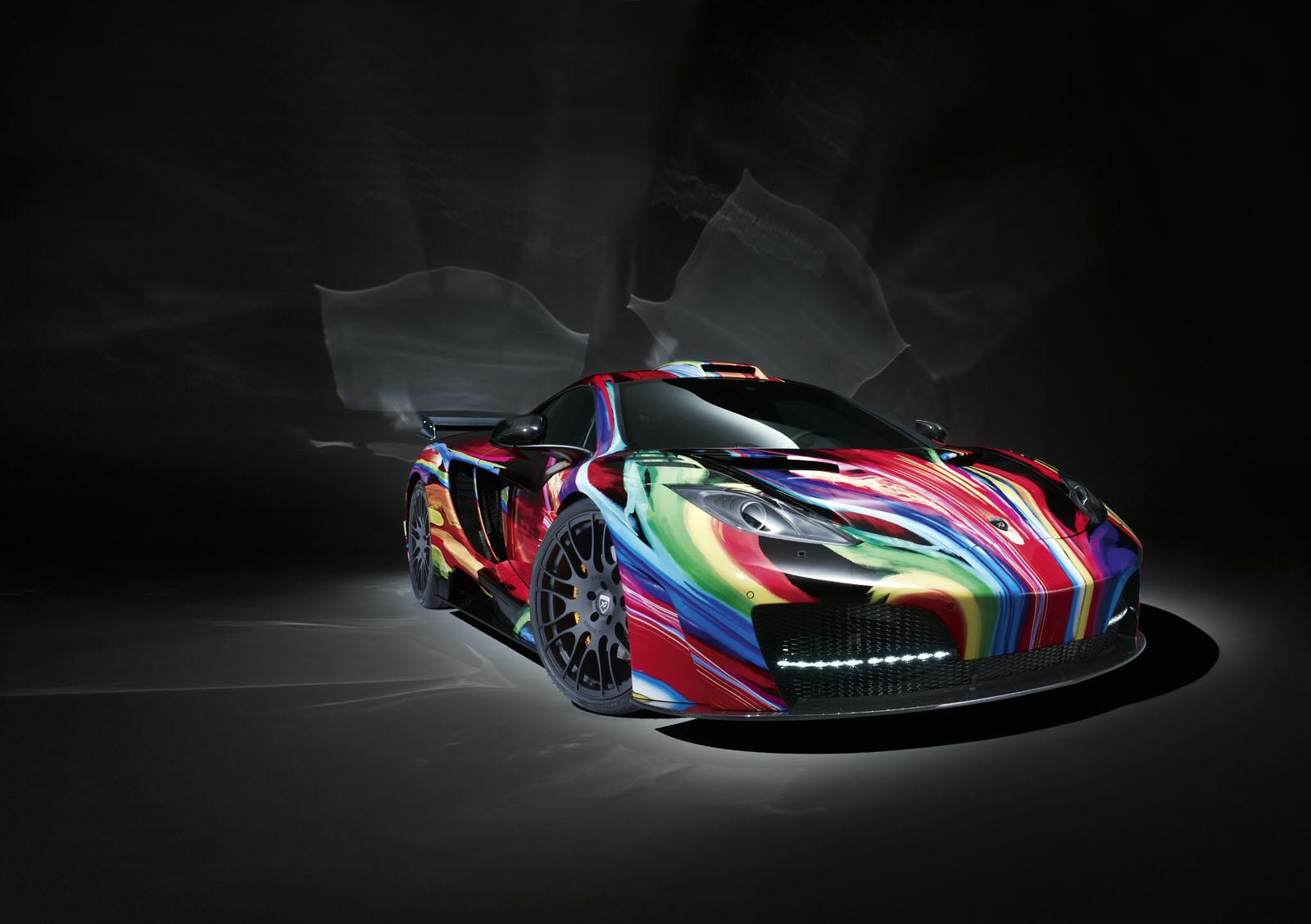 The Gallery For Gt Rainbow Lamborghini