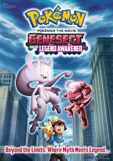 Pokémon O Filme 16 – Genesect e a Lenda Revelada