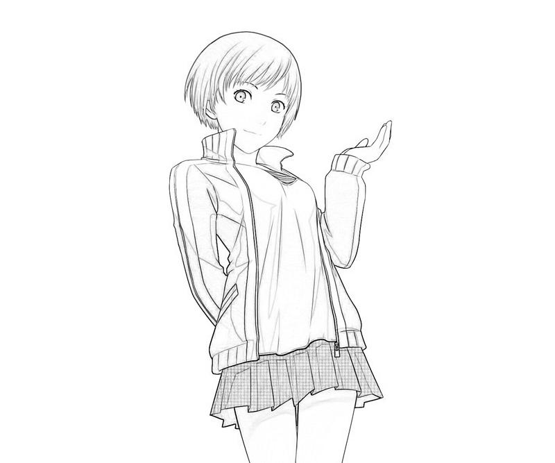 printable-chie-satonaka-cool_coloring-pages-5