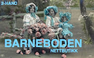 Barneboden- secondhand butikk for barn