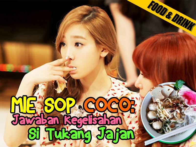 Mie Sop Coco