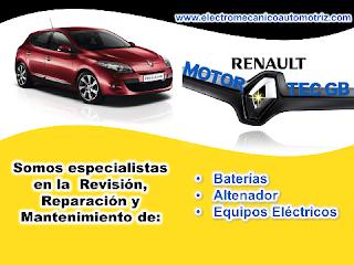 Motortec GB - Taller Electromecanico Automotriz