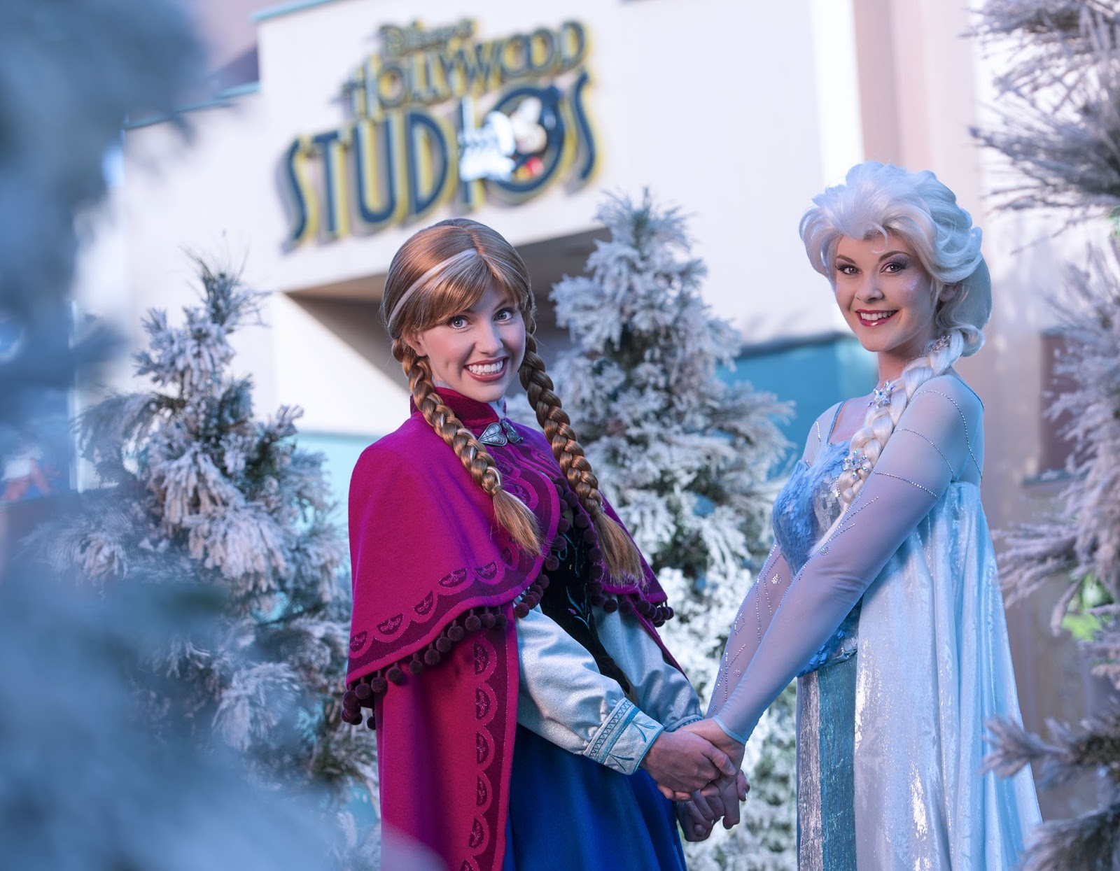 Frozen Summer at Disney Hollywood Studios