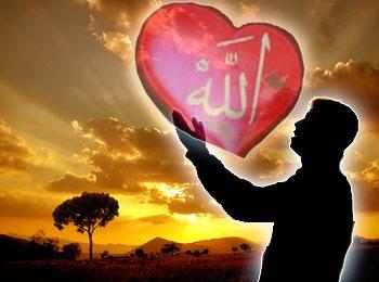 orang yang di cintai oleh Allah