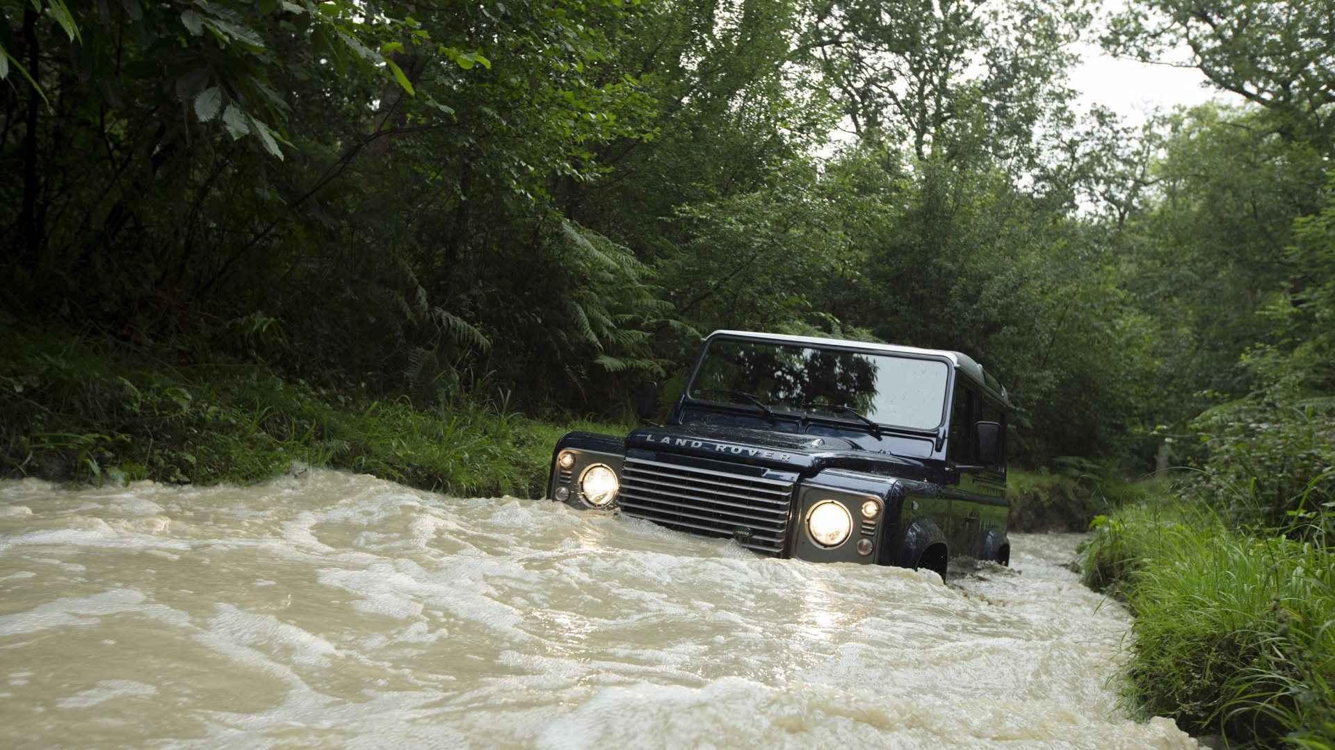 Wallpaper Land Rover Defender Off Road Wallpapers