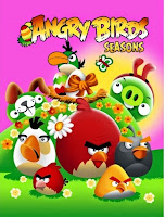 Jual Selimut Rosanna Soft Panel Blanket Angry Bird