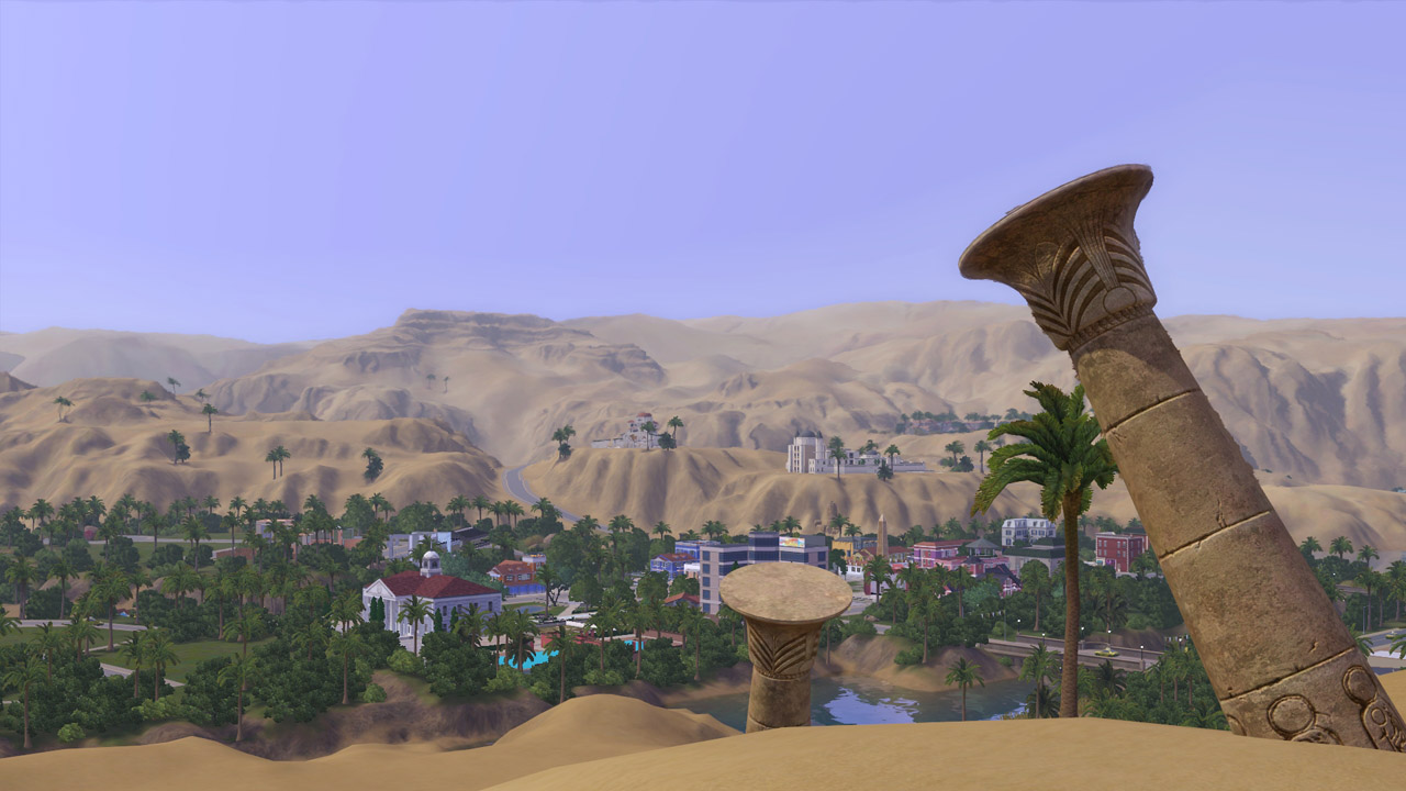 For my sims setra world by pyronium3