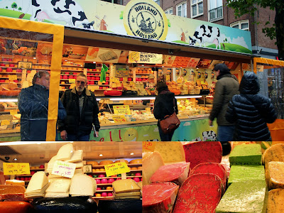 Hungry Birds food tour Amsterdam