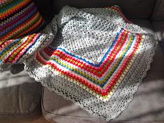 My Nordic shawl