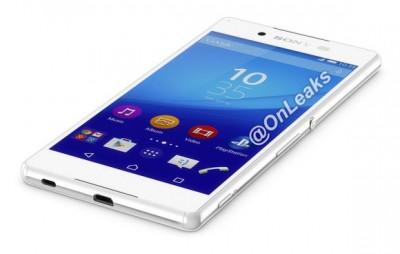 Muncul, Seperti Inikah Wujud Final Sony Xperia Z4?