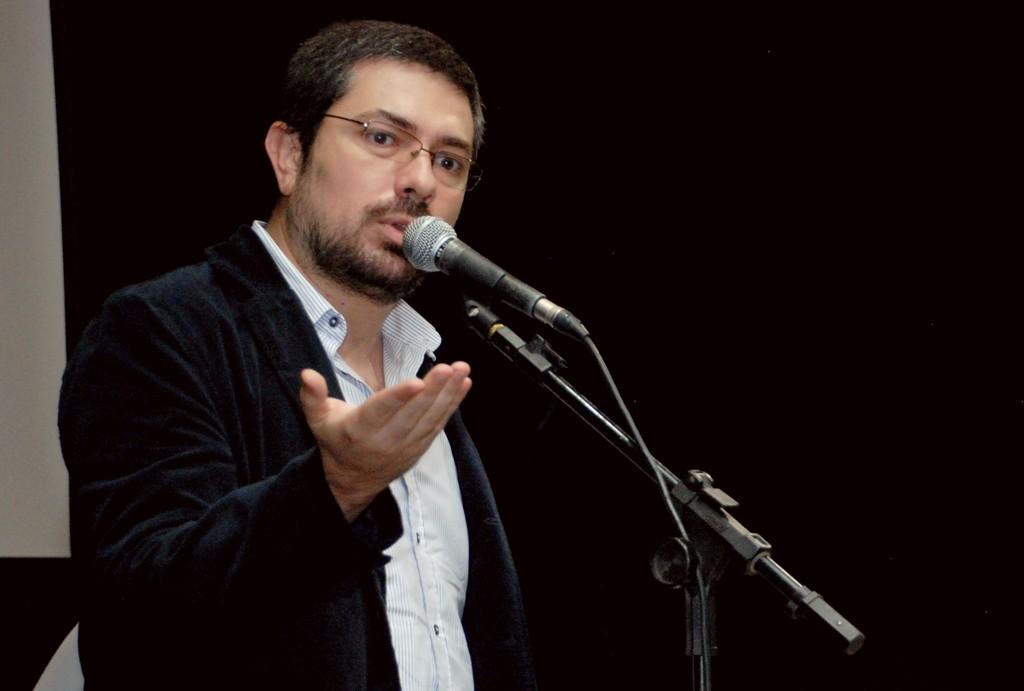 Marcello Velloso, representante da Regional do MinC, elogiou o trabalho realizado em Teresópolis