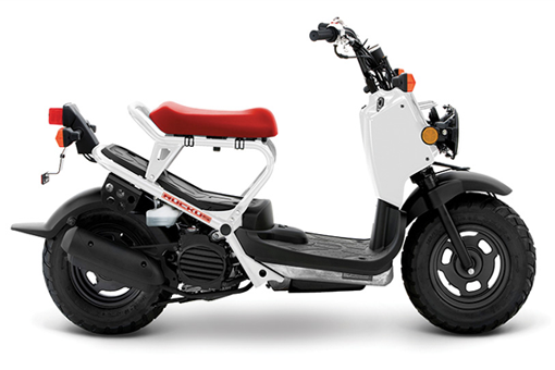 Specifications Honda Ruckus