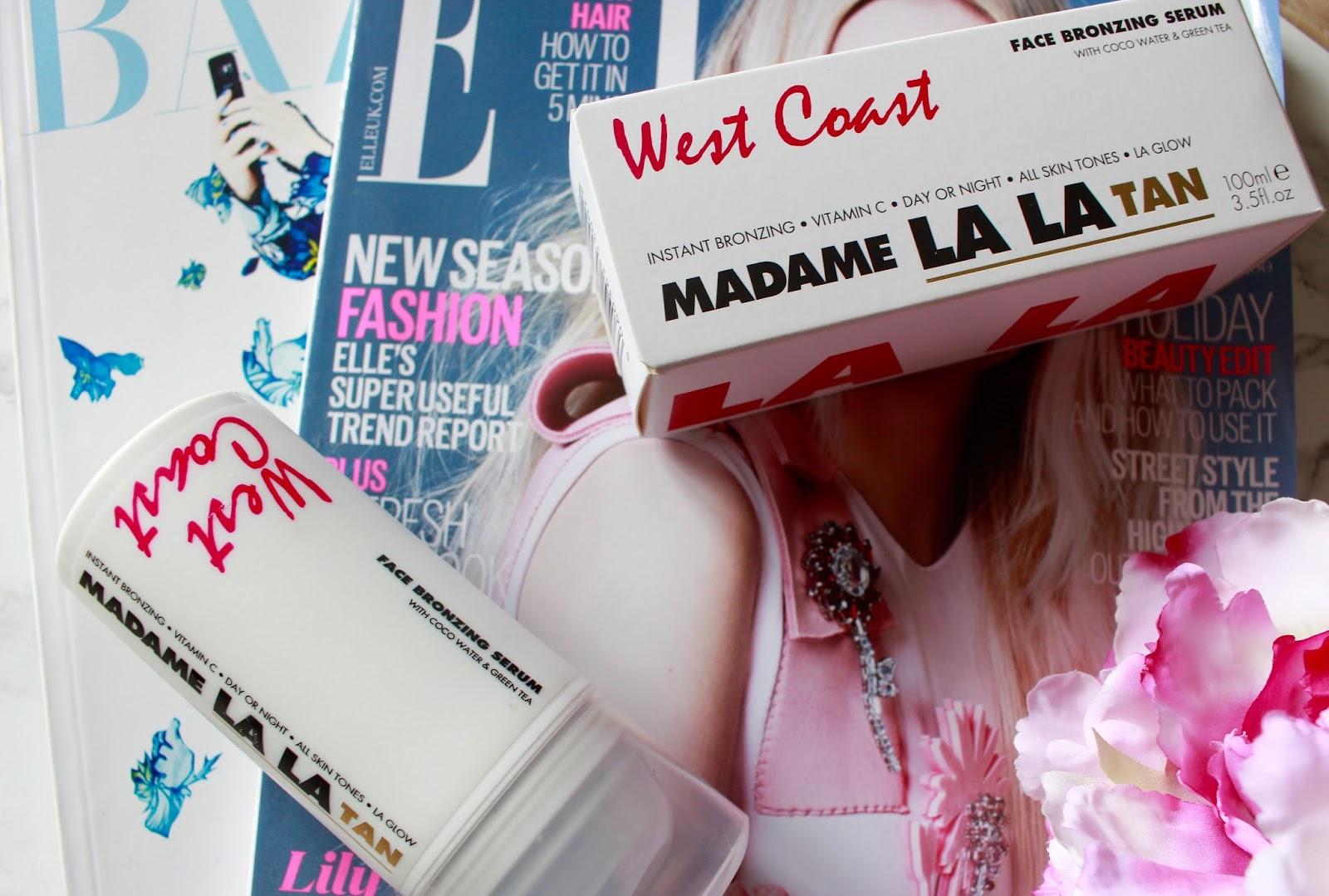 Madame LA LA UK Bronzing Serum Review