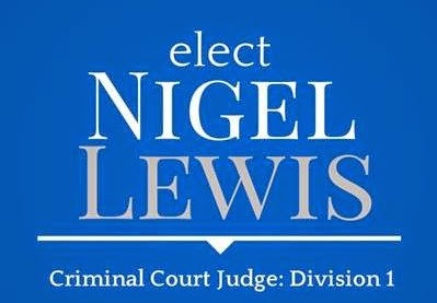 Elect Nigel Lewis for Judge