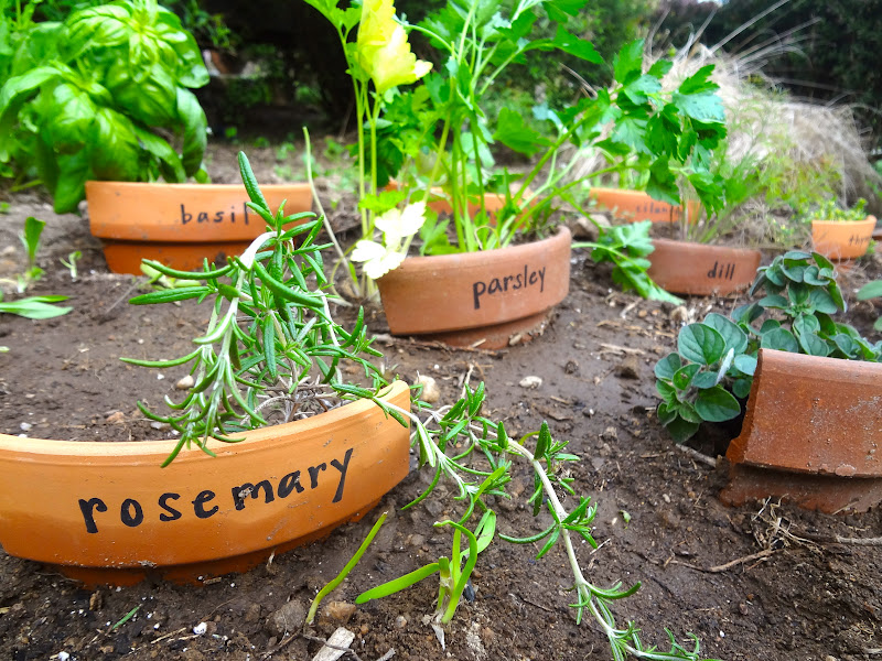 Things I Love Garden Markers Home Sweet Homemade