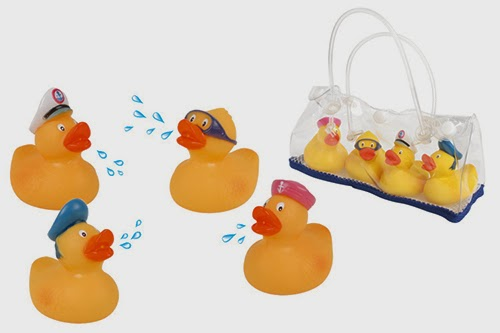 E tu tienda online de regalos originales set de juguetes para el ba o patitos - Patitos de goma para el bano ...