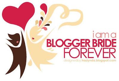 Blogger Bride Forever:)