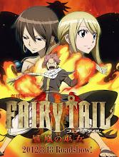 Fairy Tail : la Doncella del Fénix (2012) [Vose]