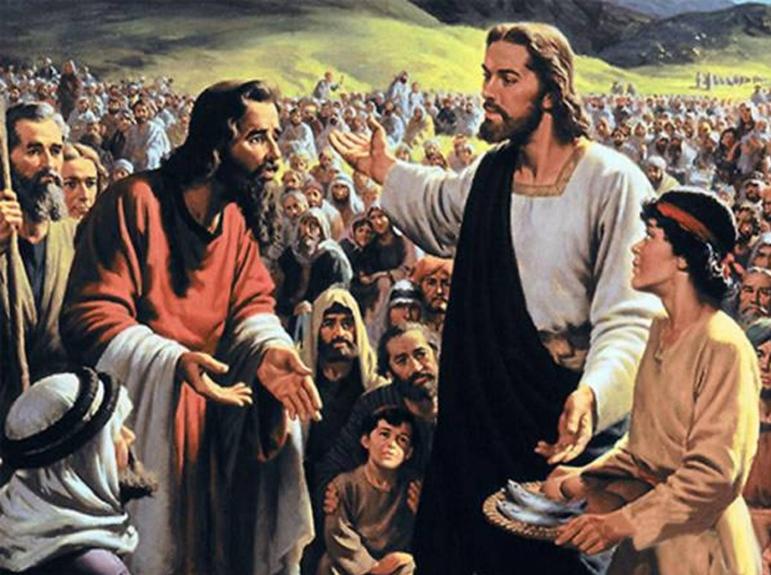 Biblical Jesus