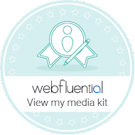 Webfluential Accredited Influencer