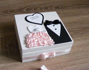 Pudełko z różem