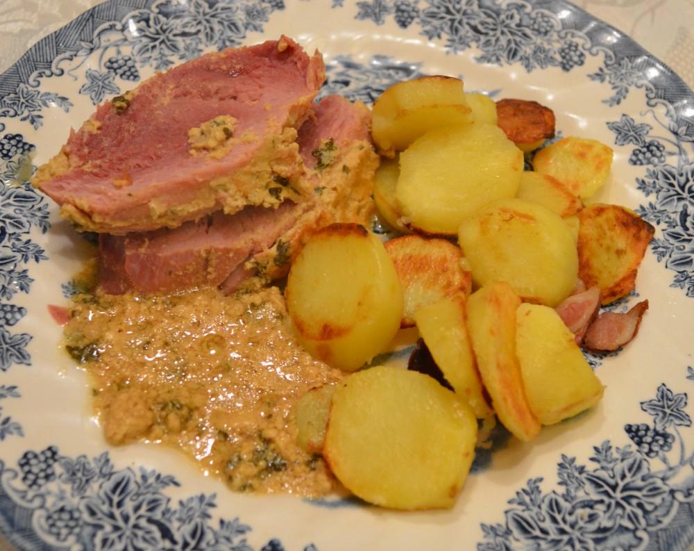Palette la diable cc cuisine - Cuisiner la palette de porc ...