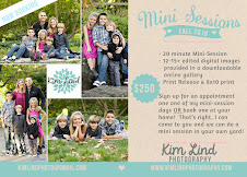 Fall/Holiday Mini-Sessions booking now!