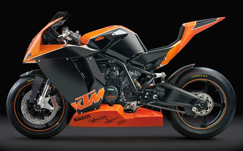 KTM RC8 Superstock Used Bikes