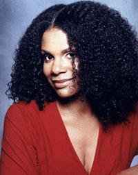 Audra McDonald hair