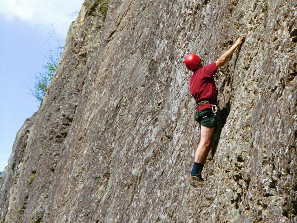 Rock Climbing How To Information eHow
