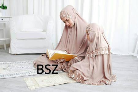 Telekung Siti Zainab Peneraju Telekung Inovasi Pertama Di Malaysia Kini Dah Restock!!