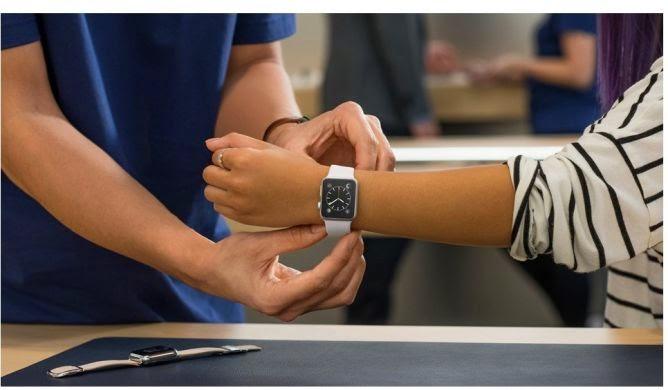 Fitur-fitur Apple Watch