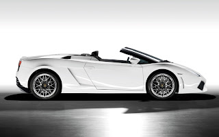 2010 Lamborghini Gallardo LP560-4 Coupe