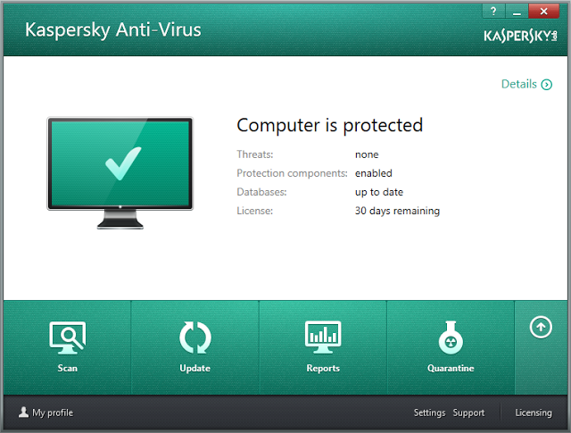 Kaspersky Reset Trial 2017 / 2018 - Free Download
