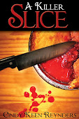 A Killer Slice; The newest in the Saucy Lucy Series.
