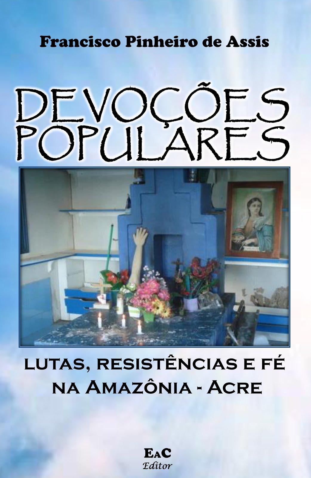 LIVRO: Devoções populares no Acre