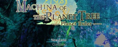 PC Game Machina of the Planet Tree Planet Ruler