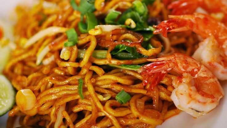 Resep mie Goreng Seafood lezat dan nikmat