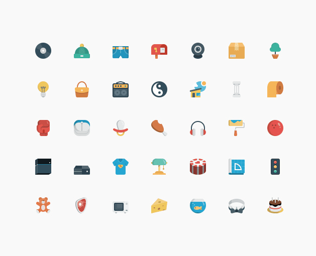 Smallicons 1.1 (70 new icons)