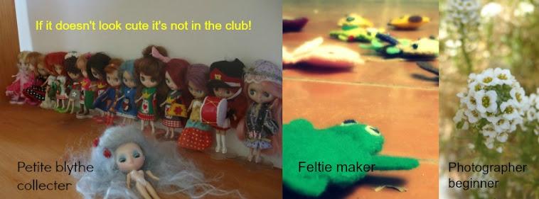 Cute club!