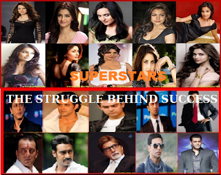 Bollywood superstars