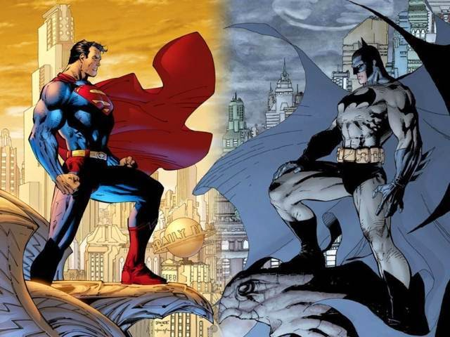 Resensi Film SUPERMAN VS BATMAN