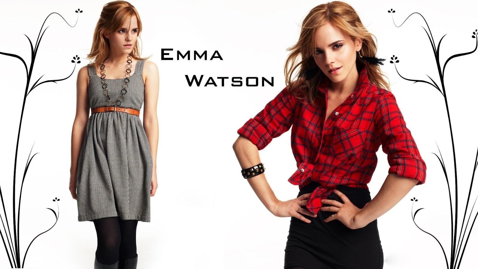 Emma Watson HD Photoshoot Image