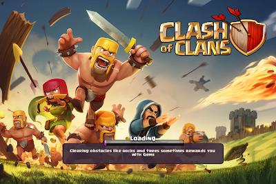 Cara Menggunakan 2 Akun Clash of Clans Pada 1 Handphone
